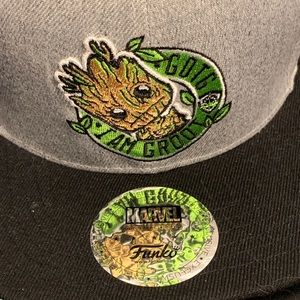 Marvel Accessories - Marvel/Funko Groot Guardians of the Galaxy hat